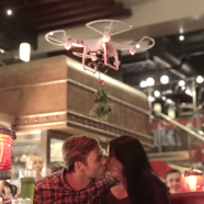 Drone Draws Blood at TGIF